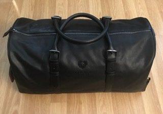 Kingsman Leather Duffle Bag photo review