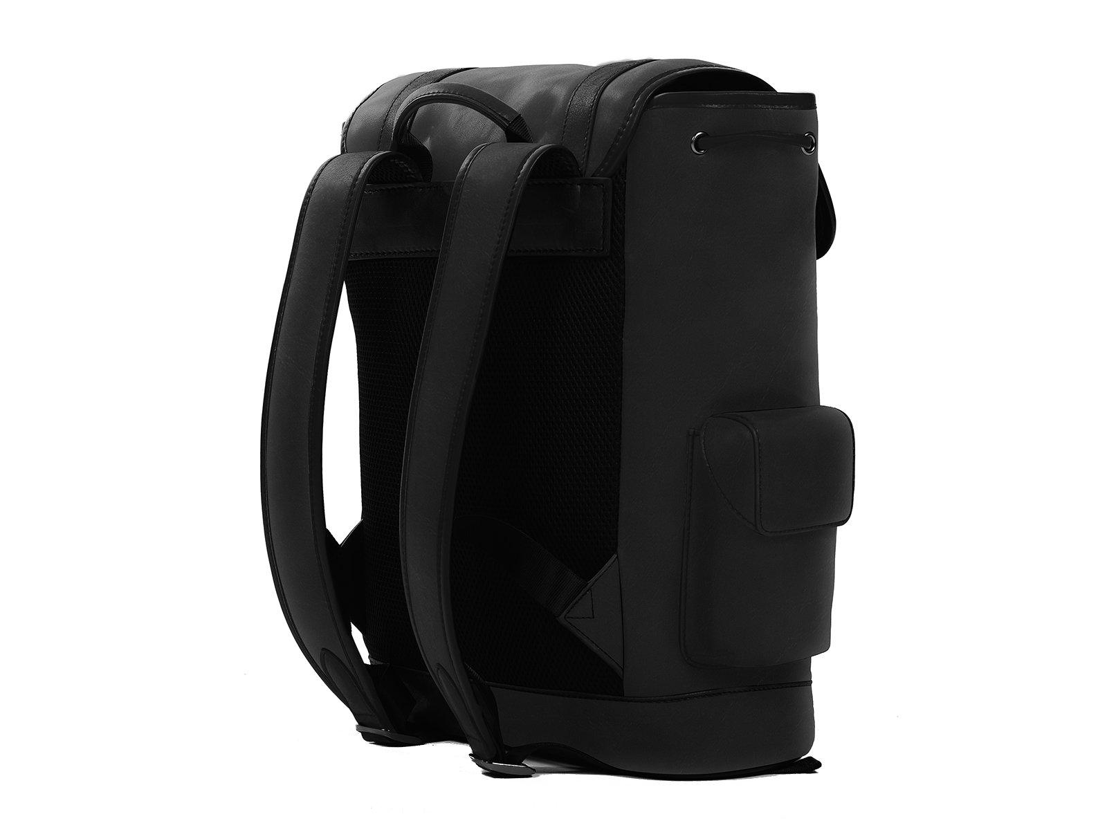 Kingshood leather backpack