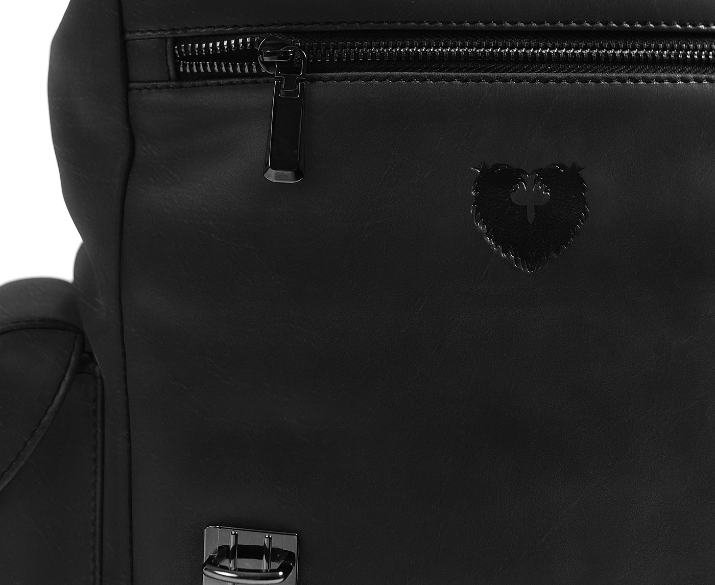 kingsman leather backpack