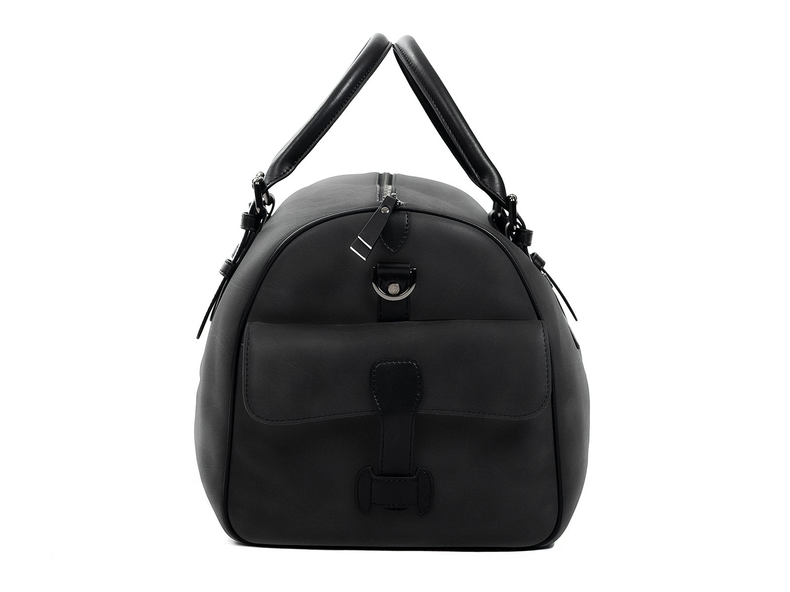 kingsman leather duffle bag