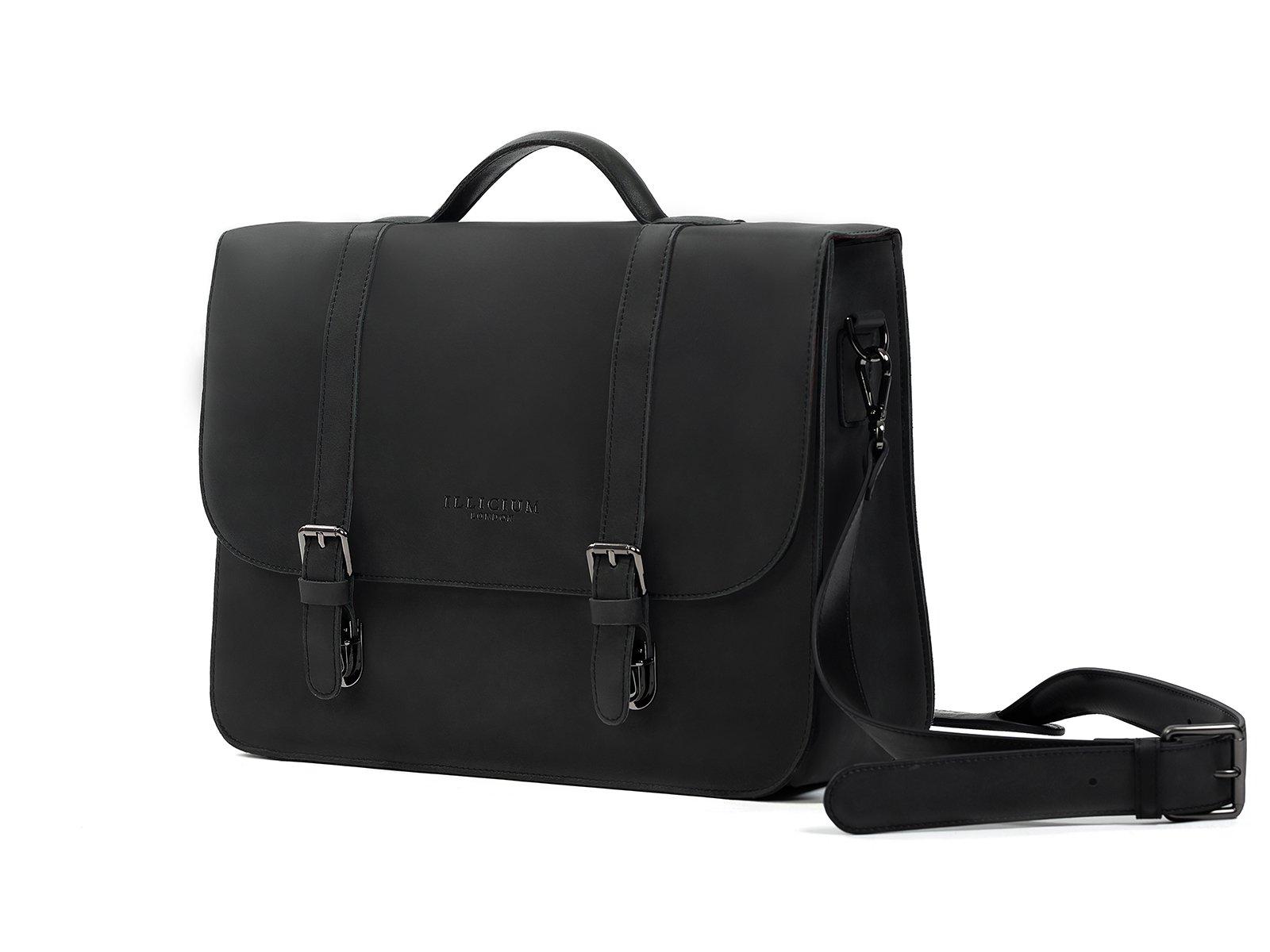 kingsman leather messenger bag
