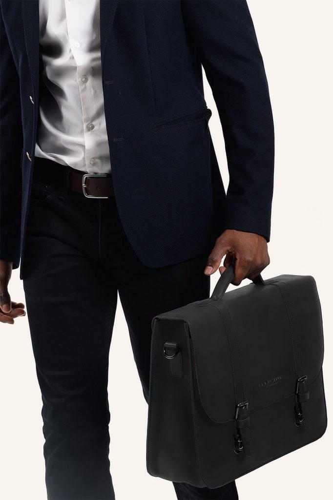 kingsman leather messenger bag model