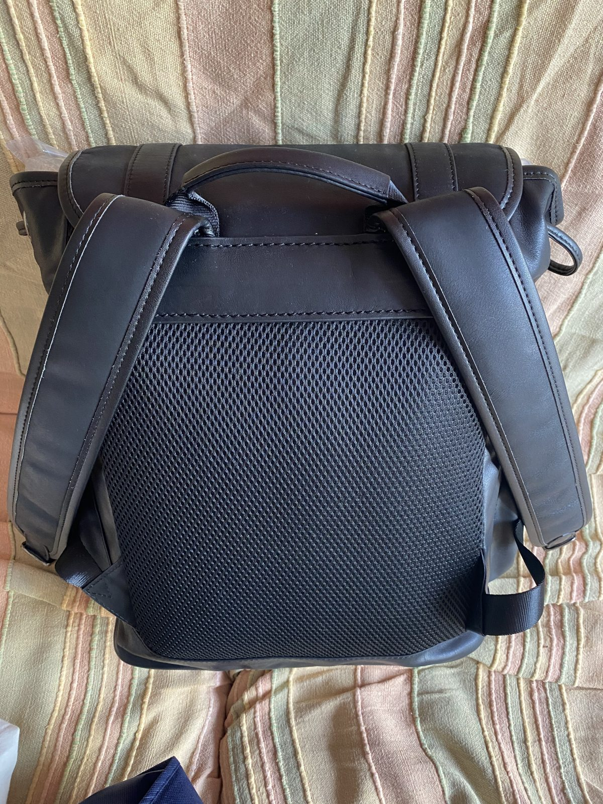 Kingshood Leather Backpack photo review